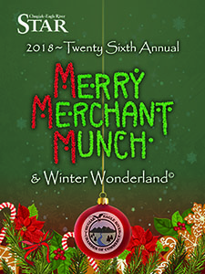 2018 Merry Merchant Munch & Winter Wonderland