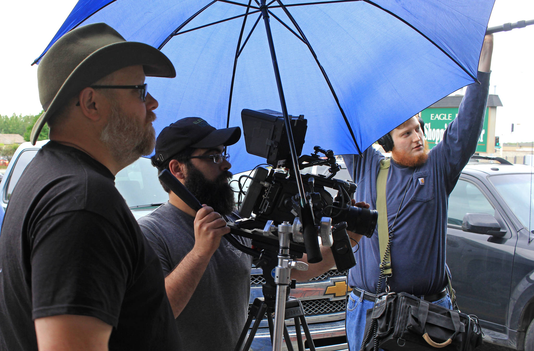 Local filmmakers bring Eagle River to the silver screen ...