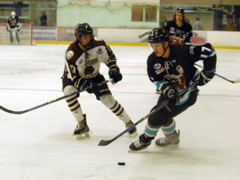 Soldotna Junior Hockey Team Taps Chugiak Eagle River Talent The