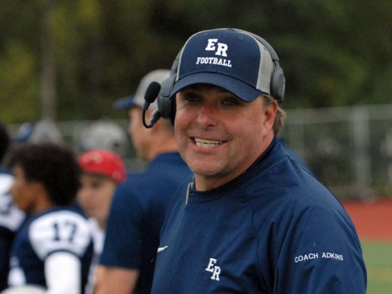 Eagle River's Adkins named D-II football Coach of the Year