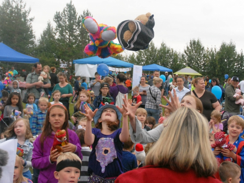 Huge crowds make Bear Paw 2019 one for the ages   The Alaska