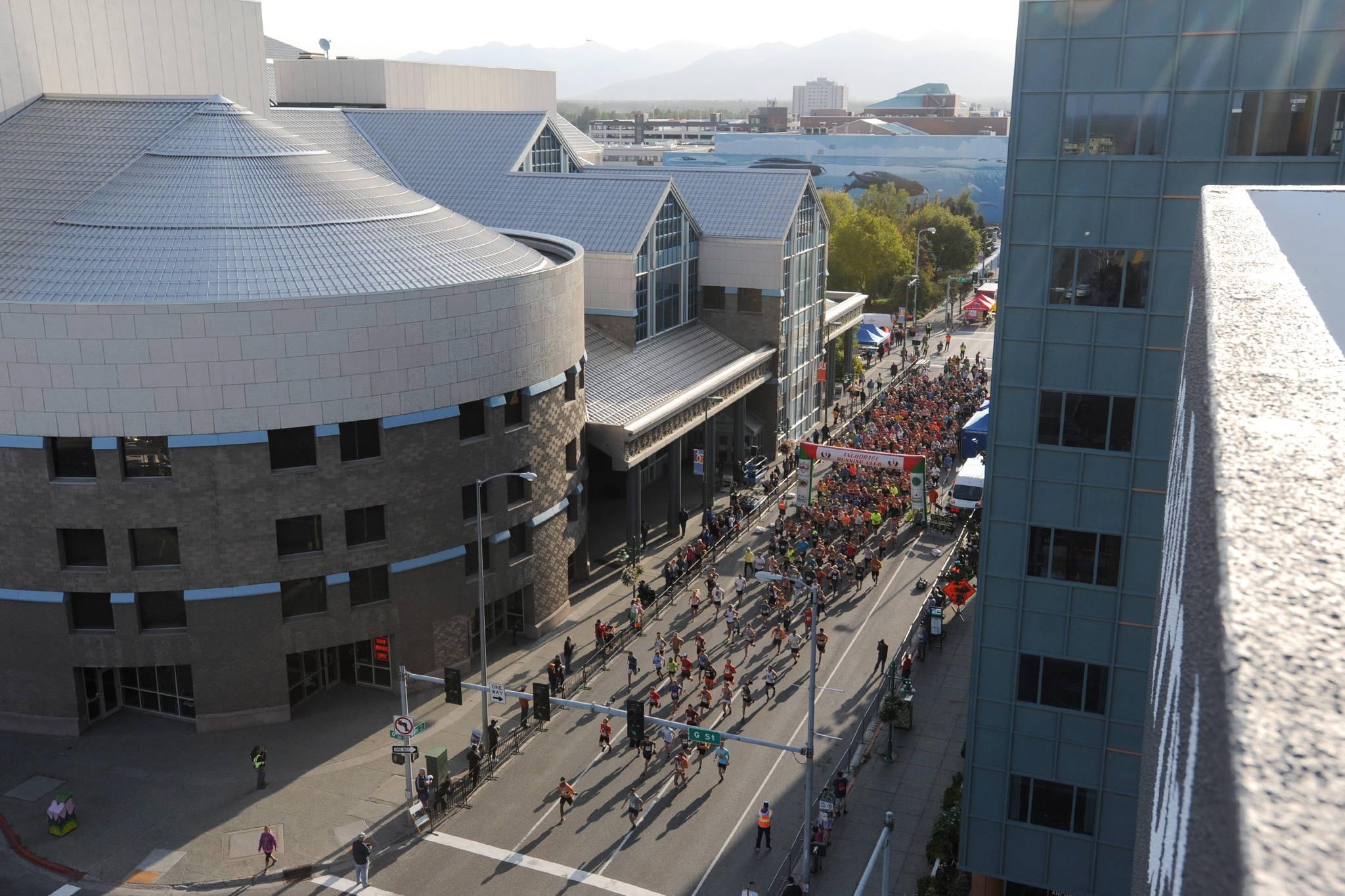 Eagle River woman wins Anchorage Run Fest ultramarathon