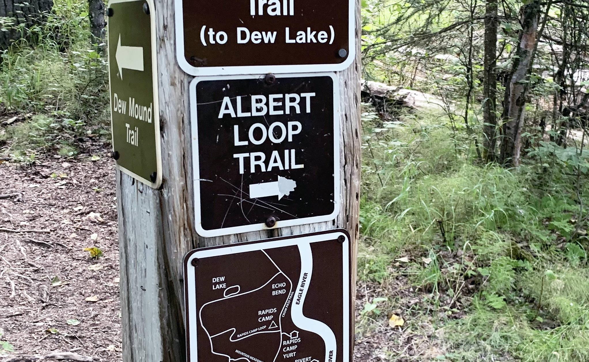 Albert Loop closed to give room to bears feeding on salmon